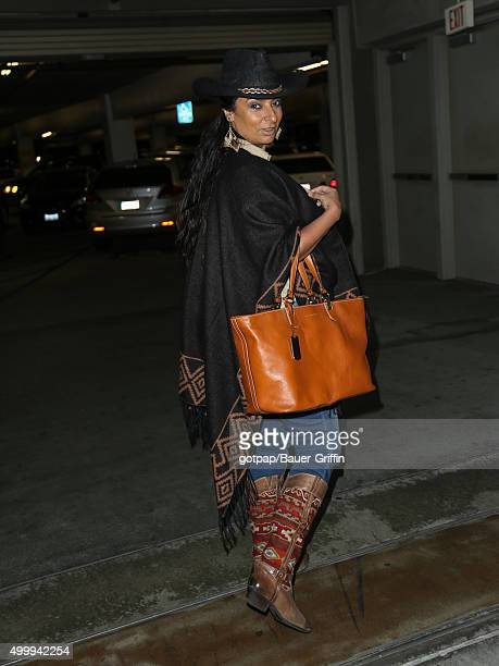 Alice Amter is seen on December 03 2015 in Los Angeles California