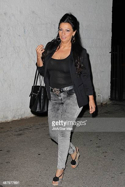 Alice Amter is seen on May 2 2014 in Los Angeles California