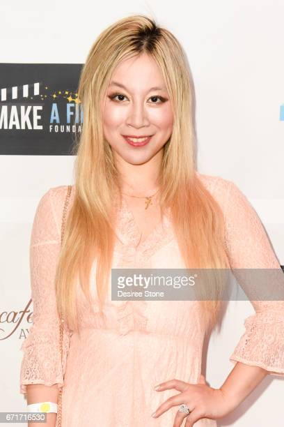 Alice Aoki attends the Premiere of 'The Black Ghiandola' hosted by Make A Film Foundation at Samuel Goldwyn Theater on April 22 2017 in Beverly Hills...