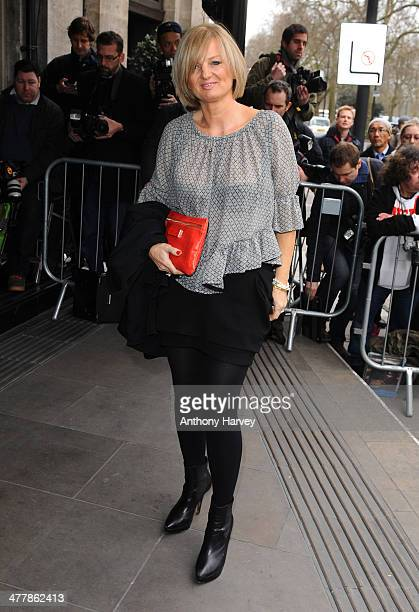 Alice Beer attends the 2014 TRIC Awards at The Grosvenor House Hotel on March 11 2014 in London England