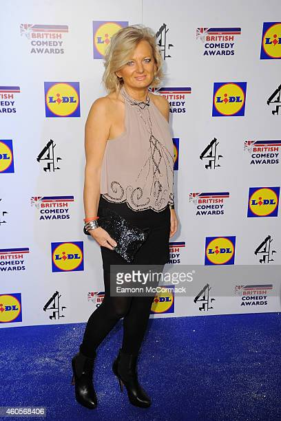 Alice Beer attends the British Comedy Awards at Fountain Studios on December 16 2014 in London England