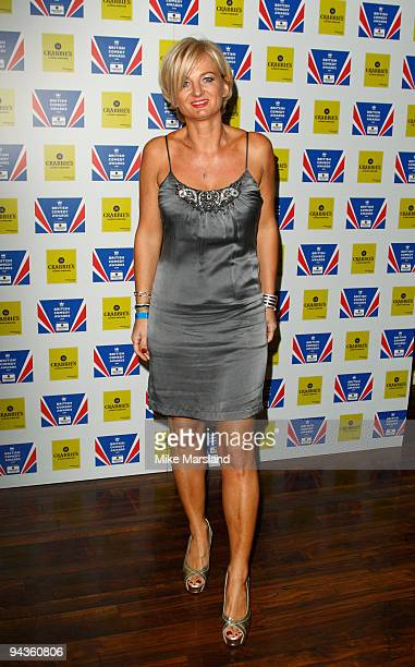 Alice Beer attends the British Comedy Awards on December 12 2009 in London England