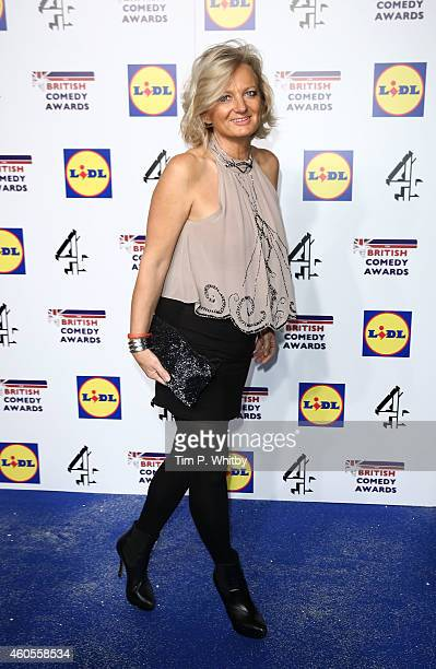 Alice Beer attends The Comedy Awards at Fountain Studios on December 16 2014 in London England