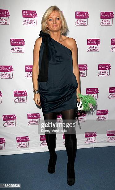 Alice Beer attends the Fantasy Ball in aid of CLIC Sargent at Supernova on November 16 2011 in London England