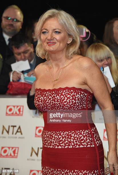 Alice Beer attends the National Television Awards on January 25 2017 in London United Kingdom