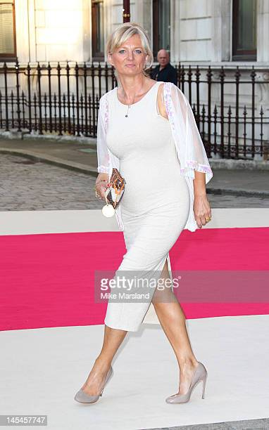 Alice Beer attends the private VIP view of Royal Academy Summer Exhibition 2012 at Royal Academy of Arts on May 30 2012 in London England
