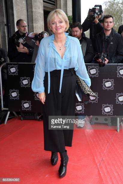 Alice Beer attends the TRIC Awards 2017 at the Grosvenor House on March 14 2017 in London United Kingdom