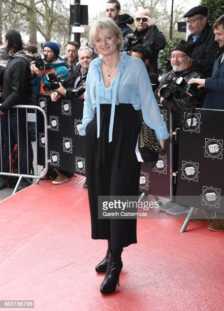 Alice Beer attends the TRIC Awards 2017 on March 14, 2017 in London, United Kingdom.