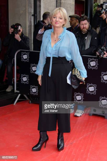 Alice Beer attends the TRIC Awards 2017 on March 14 2017 in London United Kingdom