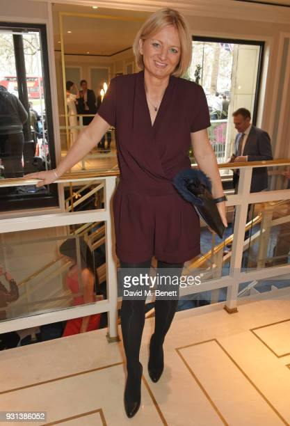 Alice Beer attends the TRIC Awards 2018 held at The Grosvenor House Hotel on March 13 2018 in London England