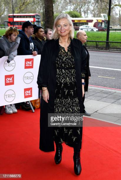 Alice Beer attends the TRIC Awards 2020 at The Grosvenor House Hotel on March 10 2020 in London England
