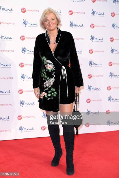 Alice Beer attends the Virgin Money Giving Mind Media Awards at Odeon Leicester Square on November 13 2017 in London England