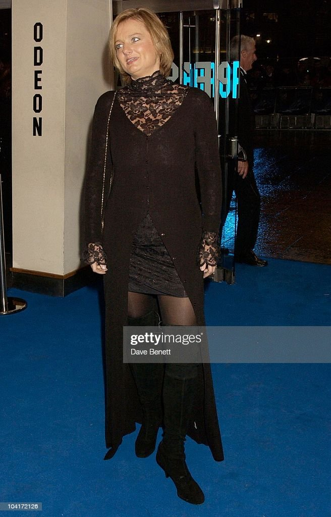 Alice Beer, 'Master And Commander: The Far Side Of The World' Royal Premiere At The Odeon Leicester Square, London