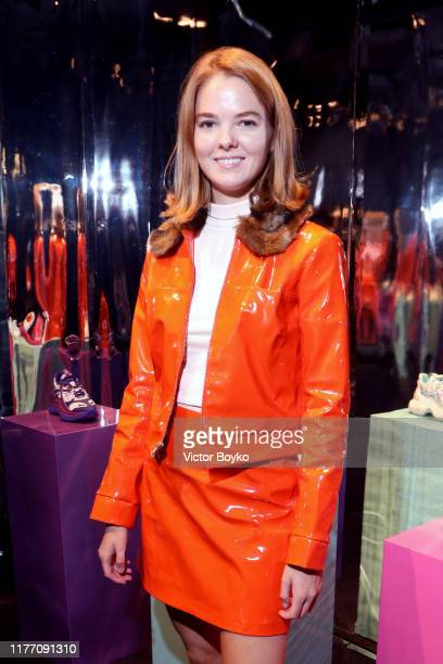 Alice Bell attends the Stella Luna X Refinery 29 Pop Up Store Paris Fashion Week Event on September 25 2019 in Paris France