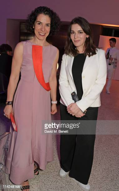 Alice Black and Nigella Lawson attend a private view of Stanley Kubrick The Exhibition at The Design Museum on May 9 2019 in London England