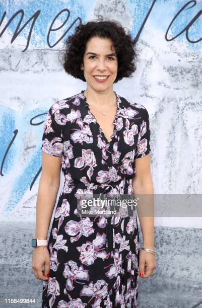 Alice Black attends The Summer Party 2019 Presented By Serpentine Galleries And Chanel at The Serpentine Gallery on June 25 2019 in London England