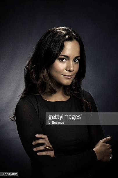 Alice Braga Alice Braga by Larry Busacca Alice Braga Self Assignment January 20 2006 Park City Utah