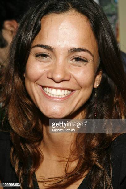 Alice Braga during 2006 Park City Heineken Lounge Hosts Solo Dios Sabe Party at Village at the Lift in Park City Utah United States