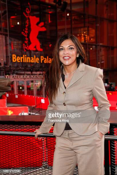 Alice Brauner at the Audi Berlinale Brunch during the 69th Berlinale International Film Festival at Berlinale Palace on February 10 2019 in Berlin...