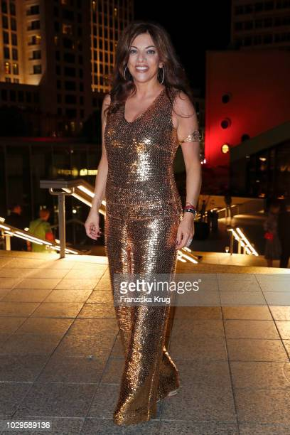 Alice Brauner during the 100th birthday celebration gala for Artur Brauner at Zoo Palast on September 8 2018 in Berlin Germany Artur Brauner is a...