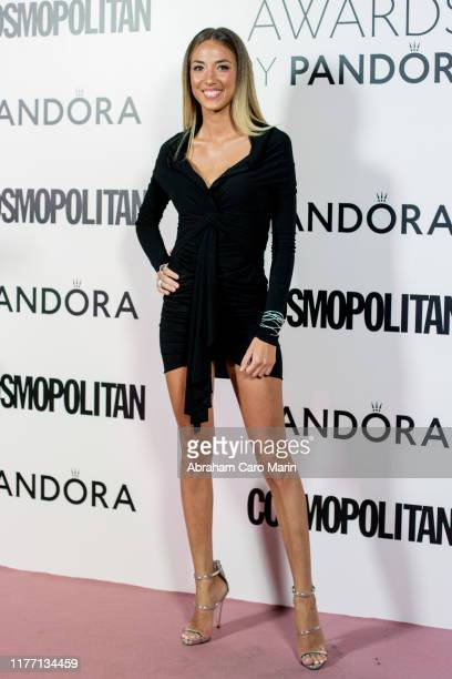Alice Campello attends Cosmopolitan Influencers Awards 2019 on September 25 2019 in Madrid Spain