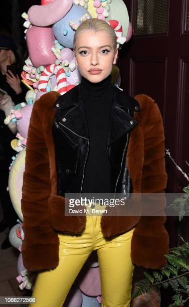 Alice Chater attends The Evening Standard Insider launch party at Sketch on November 28 2018 in London England