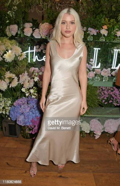 Alice Chater celebrates The ELLE List in association with MAGNUM ice cream on June 19 2019 in London England