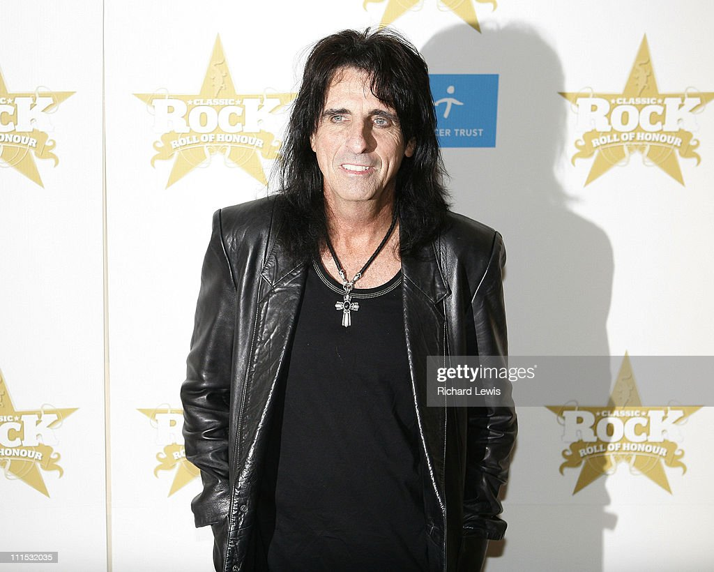 Classic Rock Roll of Honor - Inside Arrivals
