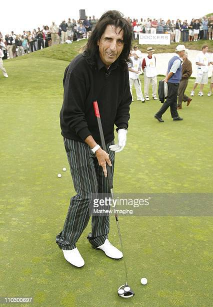 9th Annual Alice Cooper Celebrity Am Golf Tournament To ...