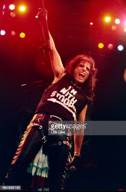 Alice Cooper performs at The Spectrum on August 10 in Philadelphia Pennsylvania