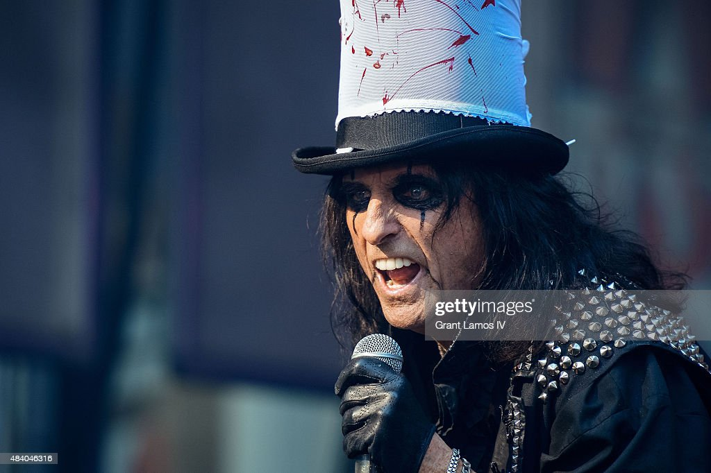 """FOX & Friends"" All American Concert Series - Alice Cooper"