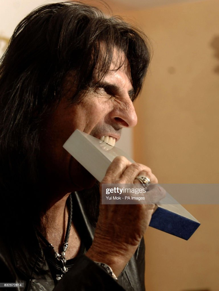 Showbiz Classic Rock awards : News Photo
