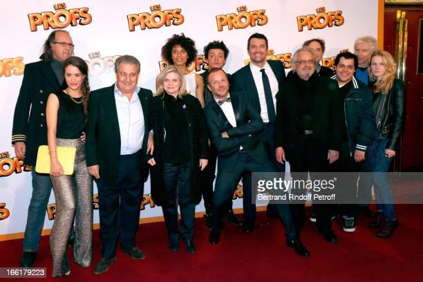 Alice David , Christian Clavier , Isabelle Nanty , Stefi Celma , Director Pierre Francois Martin Laval , Kev Adams , Arnaud Ducret , M'Barek ,...