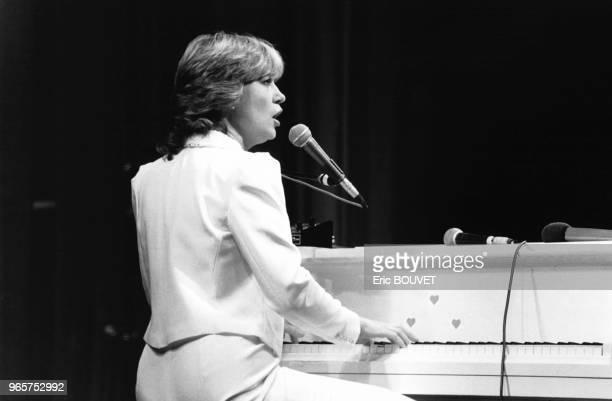 Alice Dona En concert à l'Olympia le 28 février 1984 Paris France