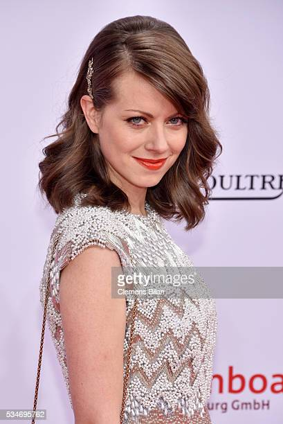 Alice Dwyer attends the Lola German Film Award on May 27 2016 in Berlin Germany