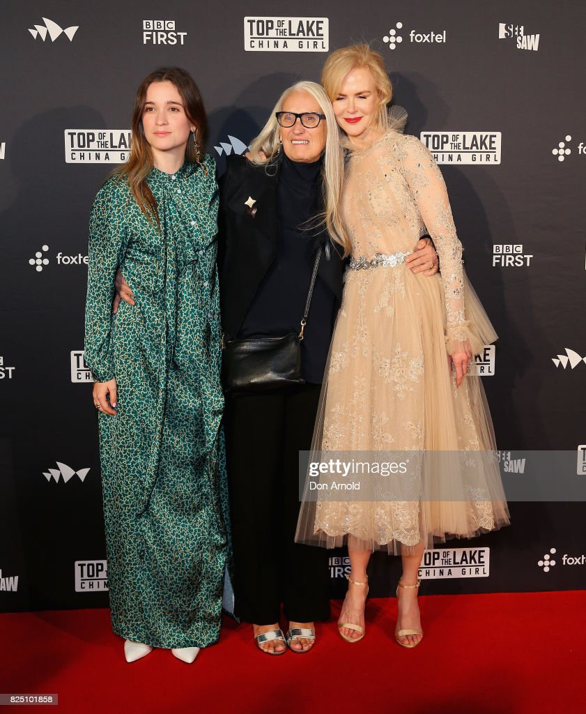 Top of the Lake: China Girl Australian Premiere - Arrivals