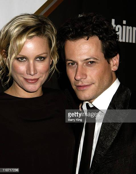 Alice Evans and Ioan Gruffudd during Entertainment Weekly Magazine 3rd Annual Pre-Emmy Party - Arrivals at The Cabana Club in Los Angeles,...