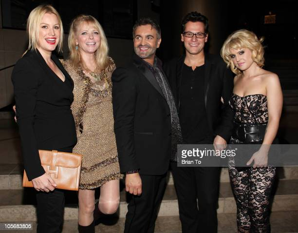 Alice Evans Cheryl Tiegs honoree Martyn LawrenceBullard Ioan Gruffudd and Kelly Osbourne attend 2010 International Interior Designer of the Year...