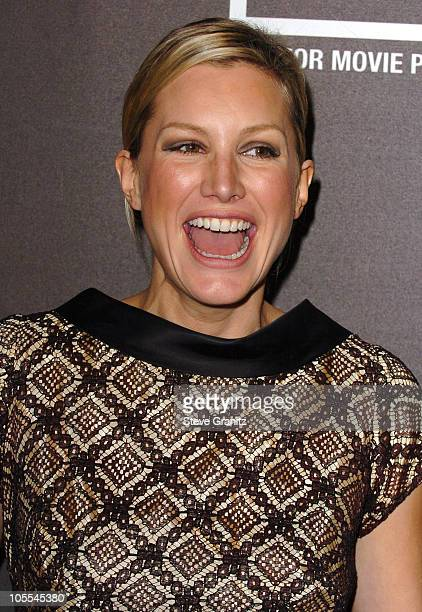 Alice Evans during 12th Annual Premiere Women in Hollywood Arrivals in Beverly Hills California United States