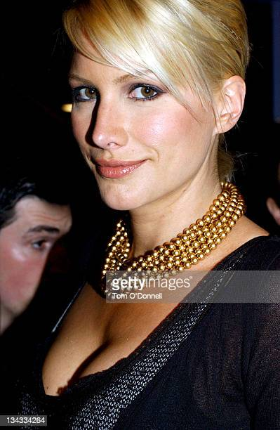 Alice Evans during 'King Arthur' Dublin Premiere Arrivals at Dublin in Dublin Ireland