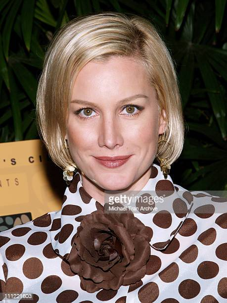 Alice Evans during Vintage Hollywood 2006 Benefitting the Children's Circle at Private Residence in Brentwood California United States