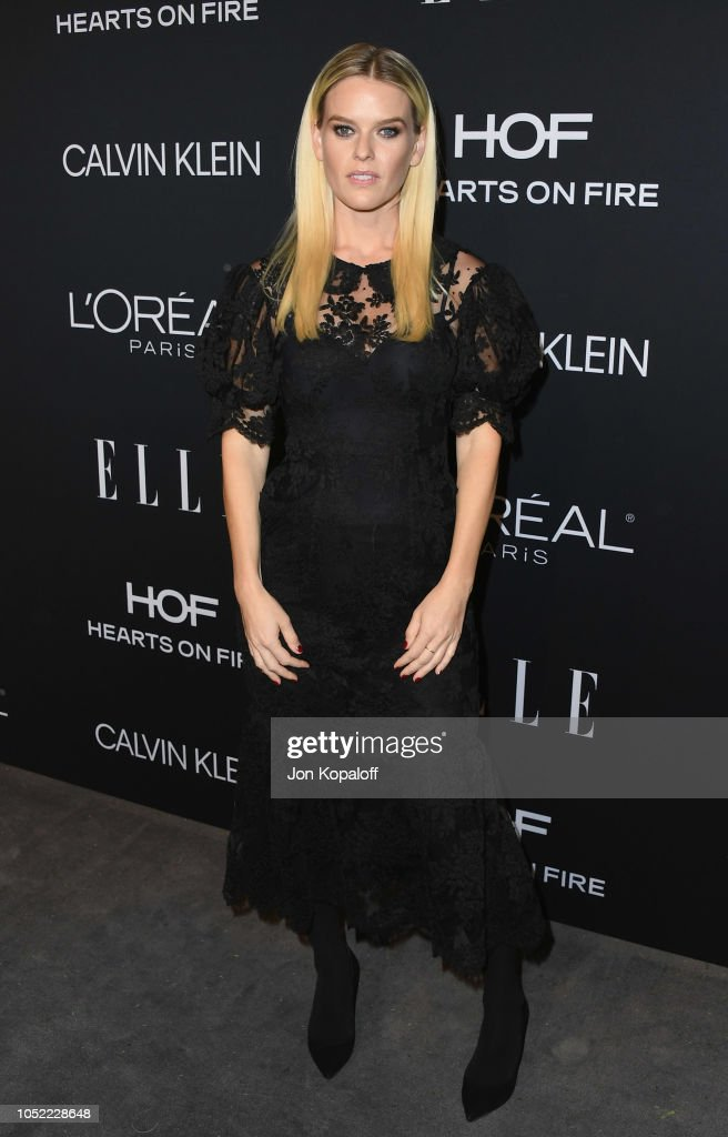25th Annual ELLE Women In Hollywood Celebration - Arrivals : News Photo