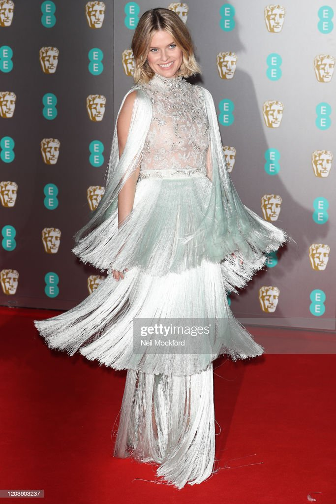 EE British Academy Film Awards 2020 -  Red Carpet Arrivals : News Photo