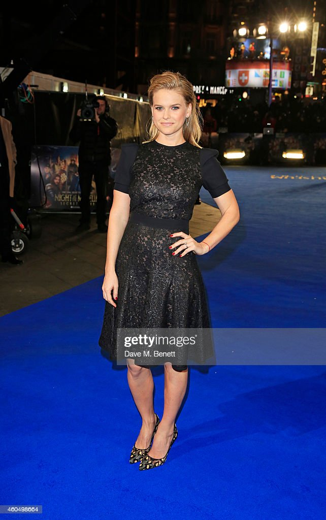 """Night At The Museum: Secret Of The Tomb"" - UK Premiere - Inside Arrivals"