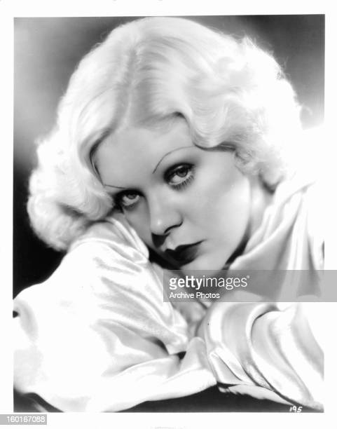 Alice Faye publicity portrait for the film 'Sing Baby Sing' 1936