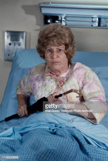 Alice Ghostley appearing on the ABC tv series 'The New Temperatures Rising Show' episode 'Ellen's Flip Side'