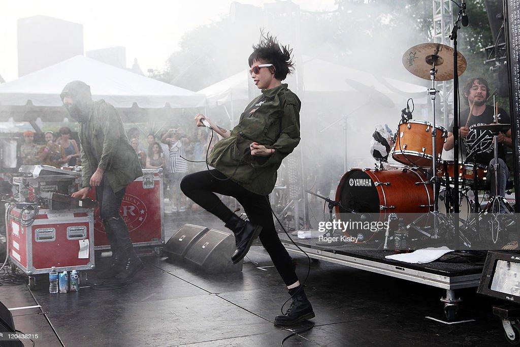 2011 Lollapalooza - Day 1
