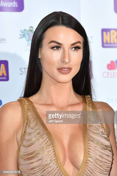 Alice Goodwin attends the National Reality TV Awards held at Porchester Hall on September 25 2018 in London England