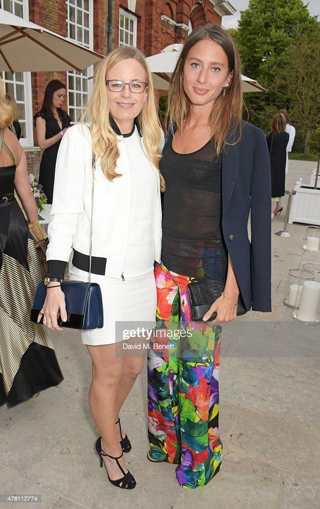 The Ralph Lauren & Vogue Wimbledon Summer Cocktail Party : News Photo