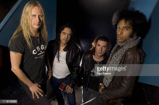 Alice In Chains during Alice In Chains May 21st 2006 at Metro in Chicago Illinois United States